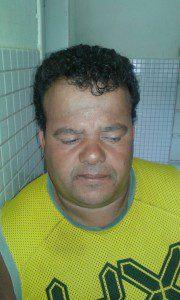 Claudenir tinha sido detido no mês de outubro