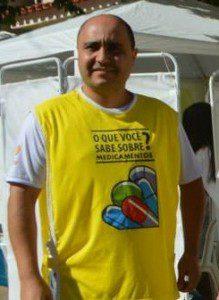 José Carlos de Oliveira, coordenador do NASF (foto: Arquivo)