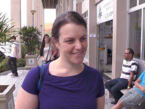 Médica Tati Scartazzini se formou pelo UNEC