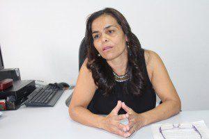 Diretora da 6ª SRE de Caratinga, Landislene Gomes Ferreira, fala sobre o processo de indicação de diretores em Caratinga e região