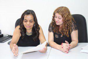 Landinha e Patrícia destacam que candidatos devem estar atentos à resolução