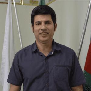 Secretário de Desenvolvimento Econômico, Sanderson Dutra Rocha Gouvêa
