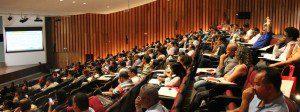 Representantes dos municípios participaram de seminário sobre o ICMS Esportivo no mês passado, em Belo Horizonte