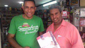 Pastor Odiel de Souza e Adenilson Geraldo