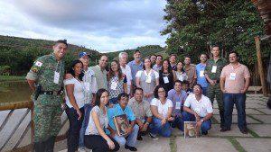Participantes do Programa Líder (foto: Arquivo IBIO)