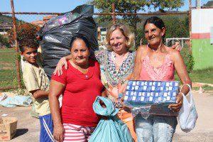 Programa beneficia moradores do Bairro Nossa Senhora Aparecida