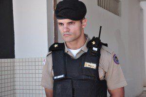 O aspirante Anderson disse que várias denúncias anônimas apontaram Pablo como autor do homicídio