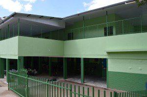 CEIM Primeiros Passos, no bairro Limoeiro