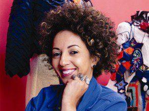 Vanuza Bárbara: a estilista da sustentabilidade (foto: Ricardo Alves)
