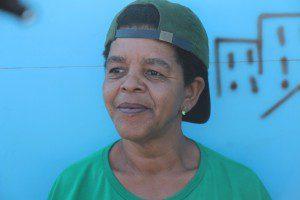 Maria do Rosário, que trabalha na Asmarc, acredita que os benefícios são visíveis para toda a população
