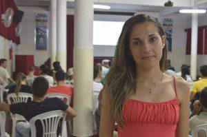 Agente Comunitária de Saúde Maria Isabel Silva Mansur
