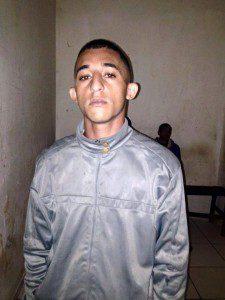 Greidson Lopes, 19 anos