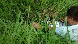 Jovem morreu no local do acidente