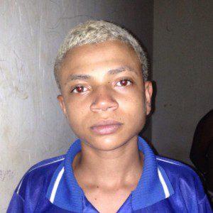 Luiz Cláudio, 18 anos
