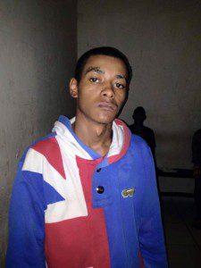 Maxsuel Moreira, 18 anos