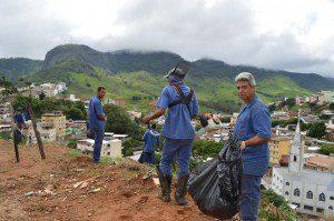 Mutirão acontece nos bairros de Caratinga