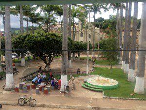 Wi-Fi gratuito na Praça da Matriz