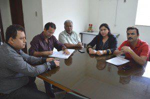 Autorização para o início do processo licitatório foi assinada na manhã de quinta-feira (21)