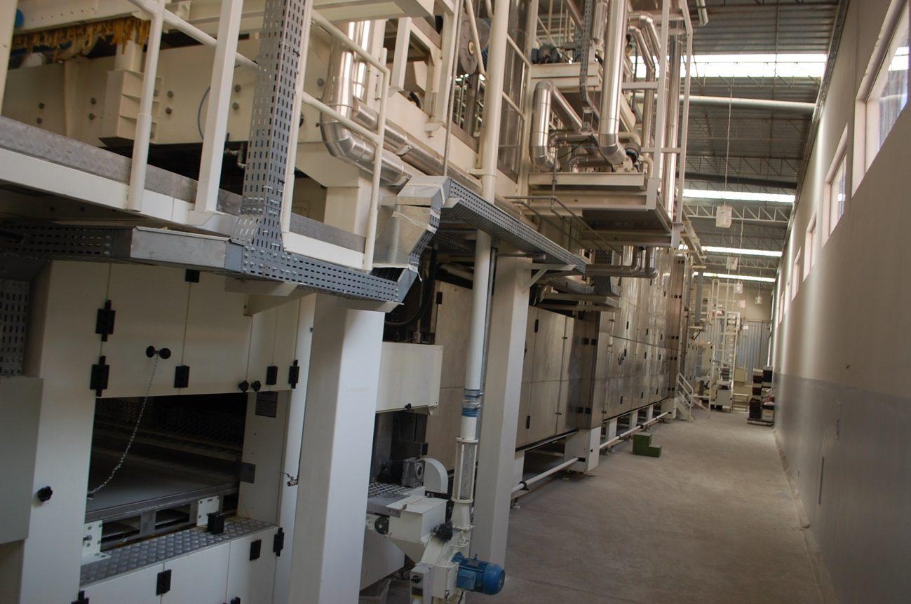Resultado de imagem para fabrica biscoito linha produção