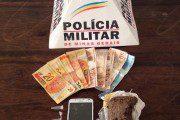 Acusado de tráfico é detido no Santa Zita