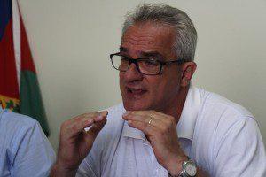 Romagno esclarece a necessidade do uso do fumacê