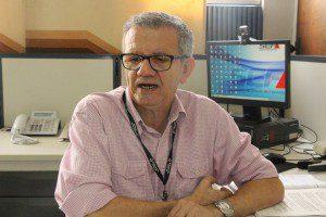 Chefe da AF, Gilberto Almeida Enes alerta os contribuintes (foto: Arquivo DIÁRIO)
