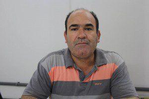 Presidente do Comitê de Crise Hídrica, Isaías Borges