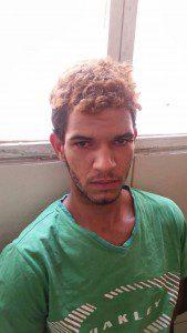 Lucas 'Ratão' é acusado de vários furtos