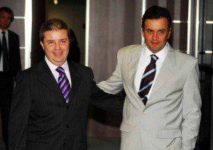 Senadores Anastasia e Aécio Neves estarão presentes no evento (foto: Arquivo)