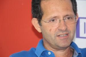 Prefeito Marco Antônio fala sobre as obras que estão em andamento