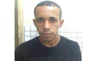 Wallace foi preso na noite desta segunda-feira (7)