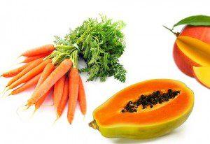 Cenoura e o mamão tipo papaia estão entre os 'vilões' do mês de fevereiro