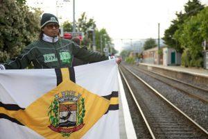 Lyzandro orgulha-se em representar a sua cidade: Inhapim