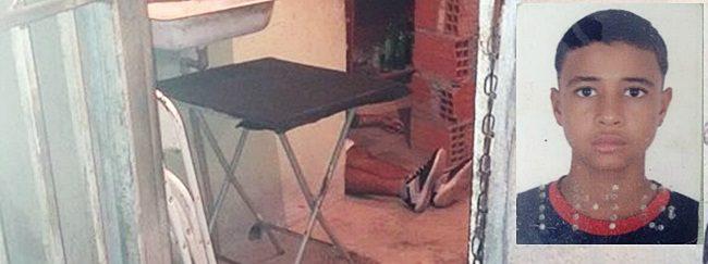 Jovem foi morto dentro de um bar