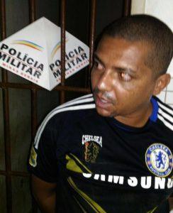 Marcelo já tem passagens pela polícia