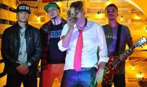 Banda Sagrra foi escolhida para se apresentar na Polônia