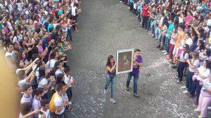 Jovens tiveram participação expressiva no evento
