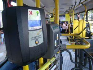 O vencedor precisará implantar a bilhetagem eletrônica no transporte coletivo urbano em um prazo de um ano