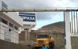Escolas municipais e creches de Caratinga são abastecidas por caminhão-pipa