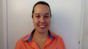 Gerente administrativa do hospital, Amanda de Oliveira Maia