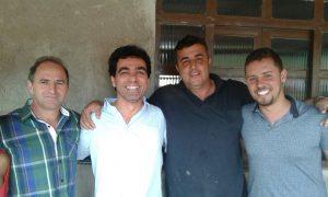 Marquinho, Gilmar e os apoiadores de campanha