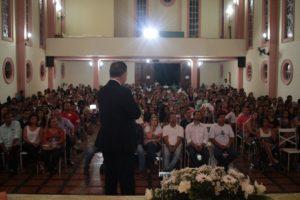 Simpósio foi mais especial em virtude das comemorações da primeira década em que o UNEC está presente em Nanuque