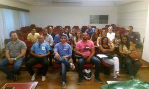 Equipe de aplicação Belo Horizonte