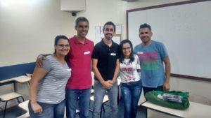 Equipe de aplicação Campos
