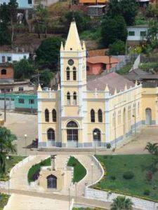 Paróquia Divino Espírito Santo (Foto: Andreia Medeiros Chaves/Conselho Municipal de Cultura/Divulgação - 25/02/2011)