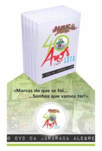 Divulgação do projeto do DVD (Foto: Divulgação)