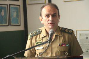 Tenente-coronel Alexandre Petrini Leonardo explicou que o Serviço Militar está passando por transformações
