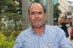 O superintendente de Defesa Social, Isaías de Freitas Borges