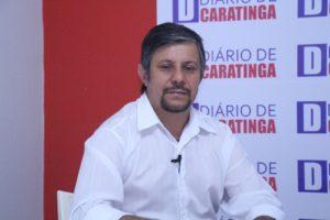 Johny da Casa de Amparo recebeu 784 votos