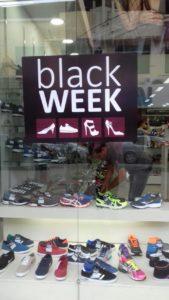 Lojas apostam na Black Friday